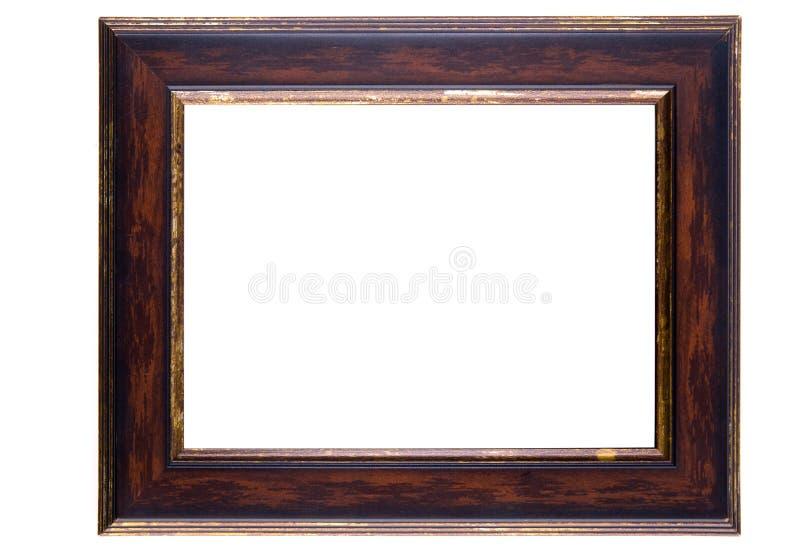 Marco de madera foto de archivo