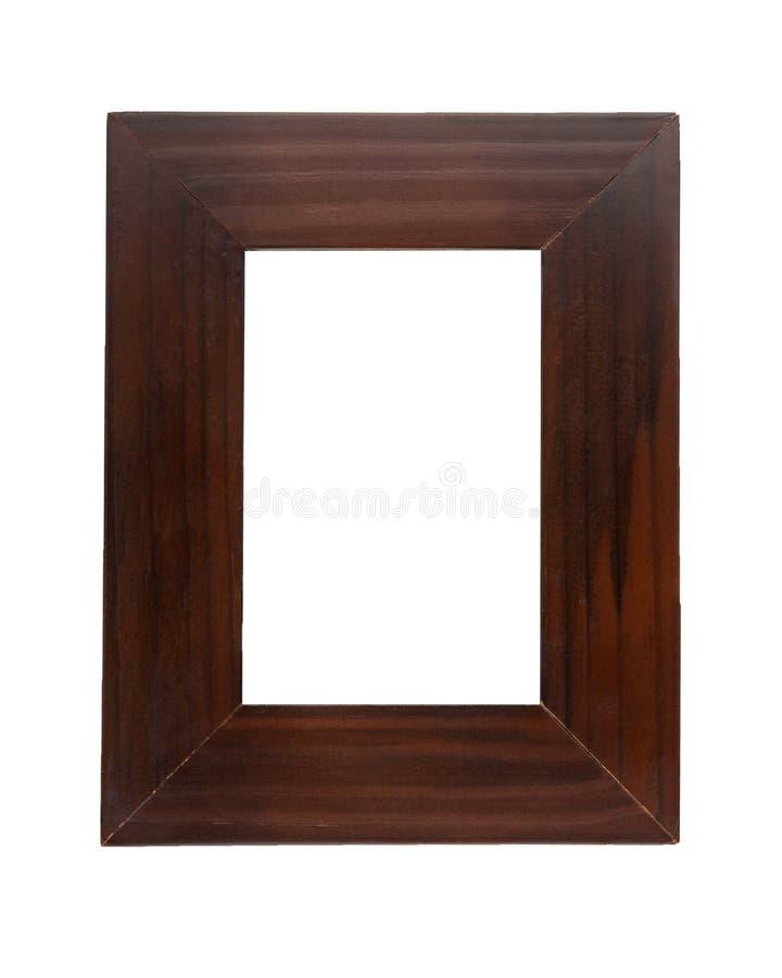 Download Marco de madera imagen de archivo. Imagen de blanco, pintura - 41900409
