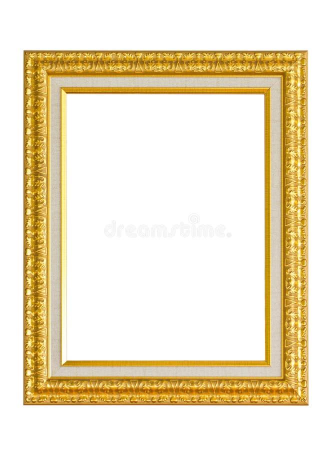 Marco de oro. imagen de archivo. Imagen de vacío, galería - 37511487