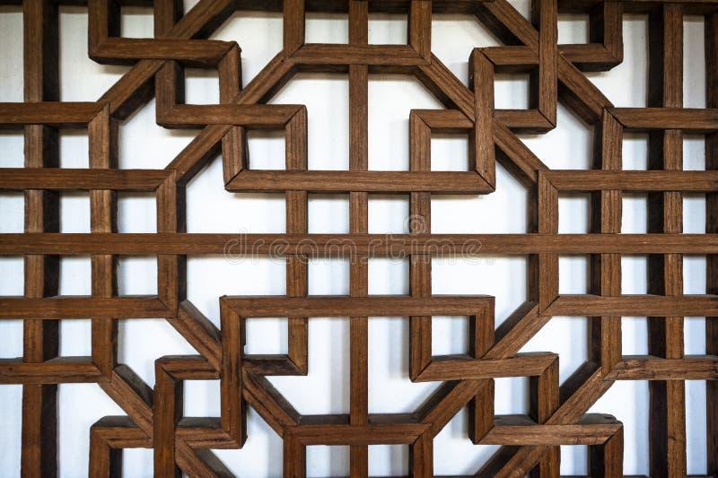 Marco de ventana de madera foto de archivo libre de regalías