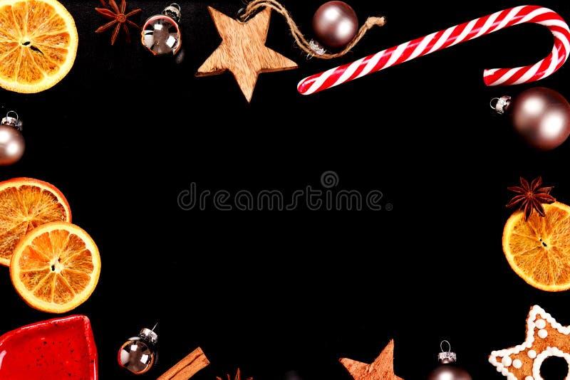Marco del Año Nuevo foto de archivo