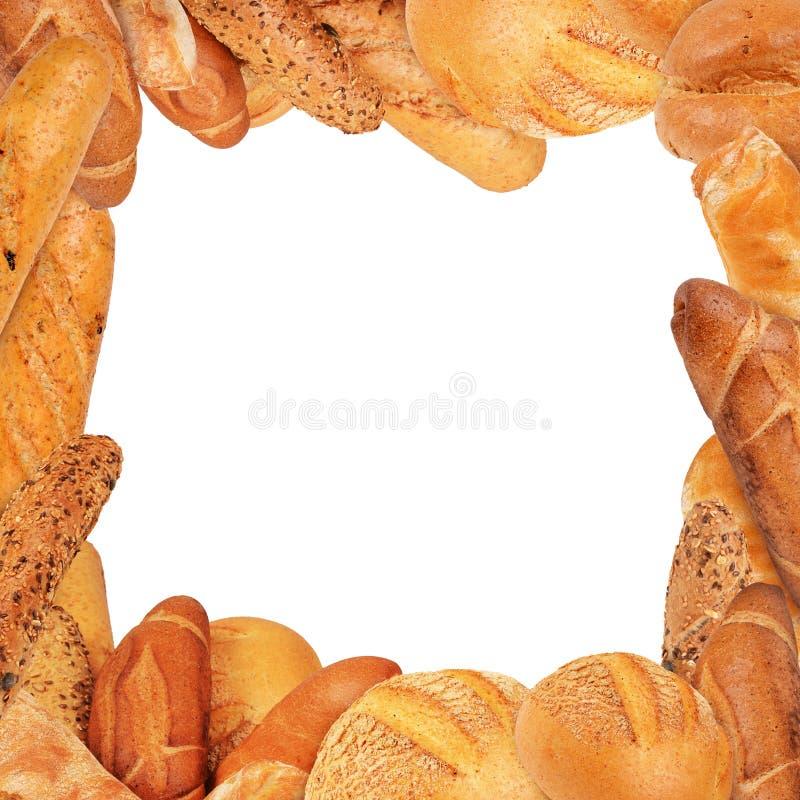 Marco del pan fotos de archivo libres de regalías