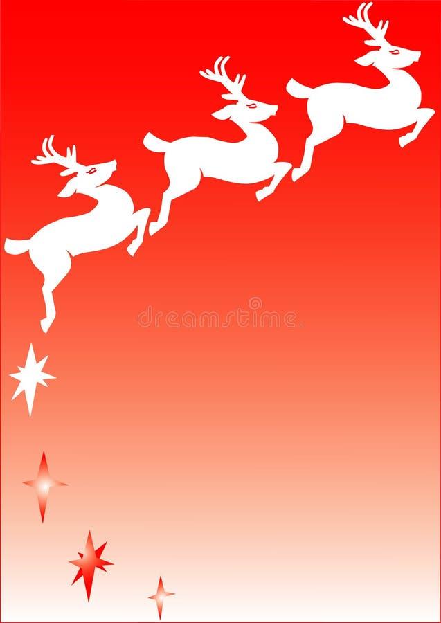 Marco del reno libre illustration