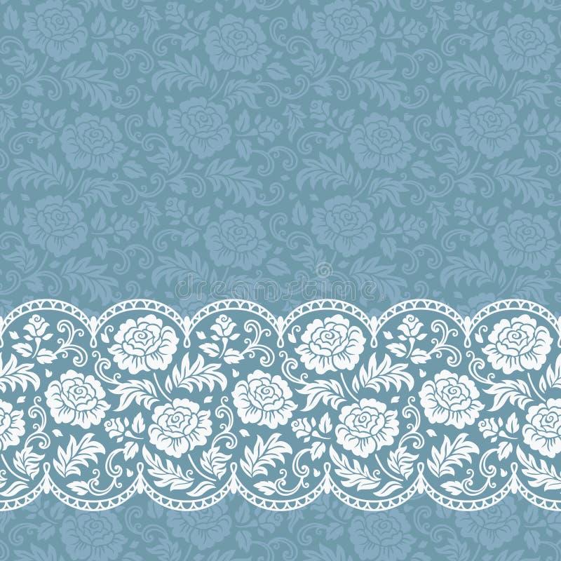 Capítulo con las flores del cordón libre illustration