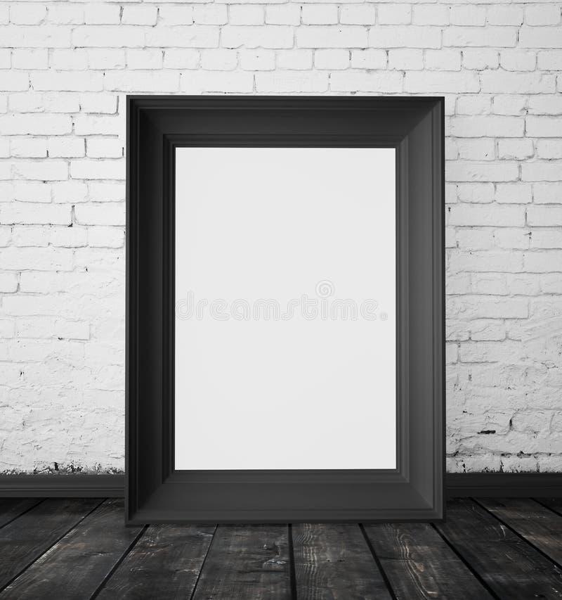 Marco en blanco imagen de archivo