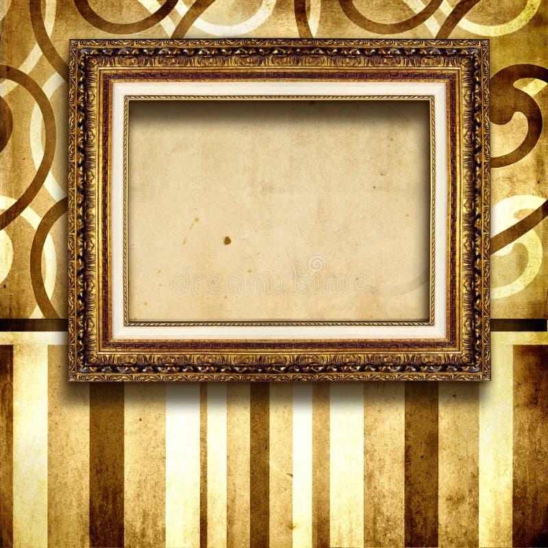 Marco en blanco fotos de archivo libres de regalías
