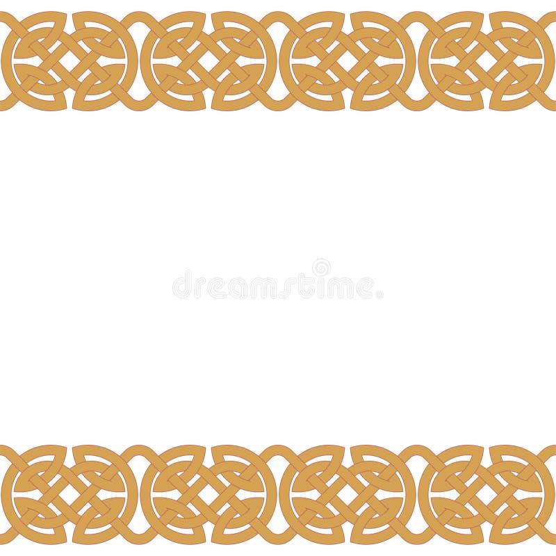 Download Marco geométrico (vector) ilustración del vector. Ilustración de forma - 7150726