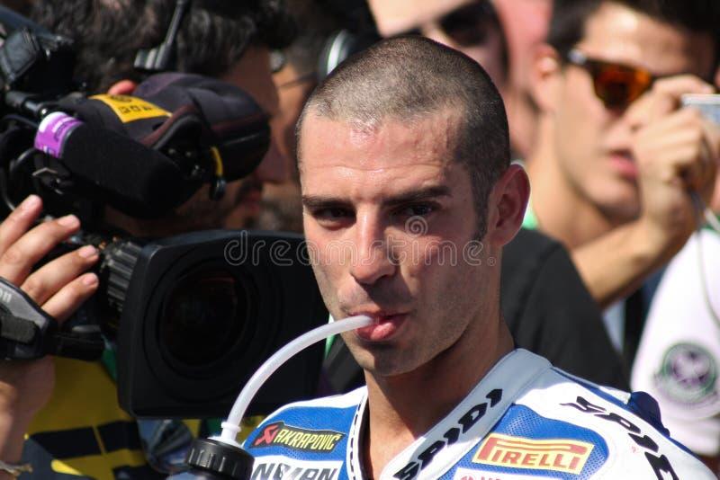 Download Marco Melandri - Yamaha R1 SBK Editorial Stock Photo - Image: 24433438