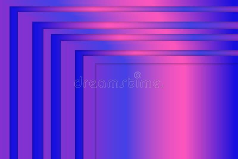Marco metálico púrpura libre illustration