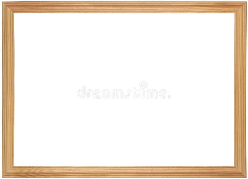 Marco para la pintura de madera foto de archivo imagen for Marcos para pinturas