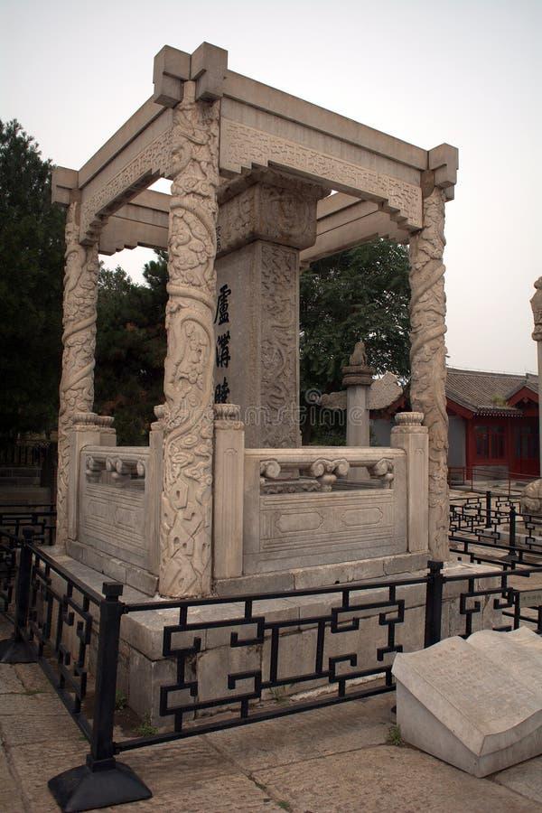 Marco Polo Bridge, Wanping, Chine image stock