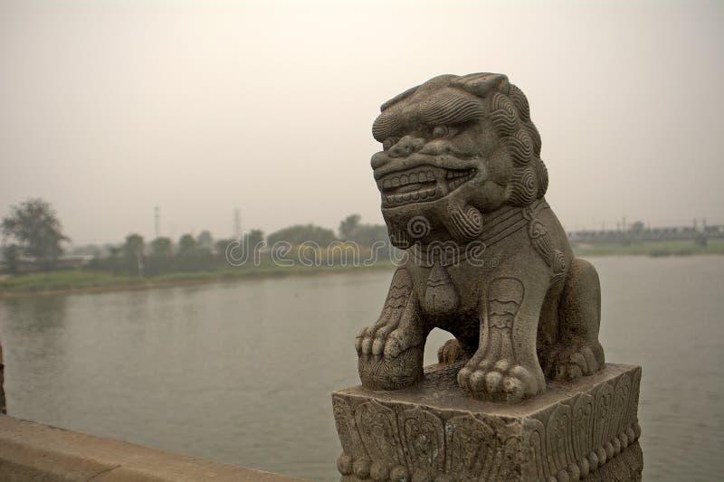 Marco Polo Bridge, Wanping, Chine photos libres de droits