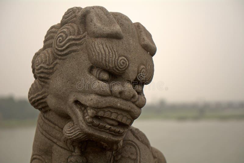 Marco Polo Bridge, Wanping, Chine image libre de droits