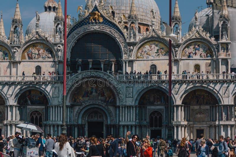 marco San Venice zdjęcia stock