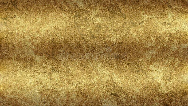 Marco textured altamente detallado del fondo del grunge stock de ilustración