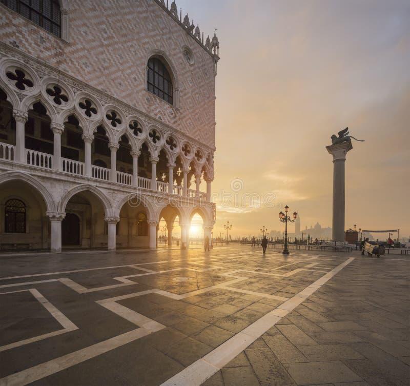 Marco van San in Venetië royalty-vrije stock fotografie