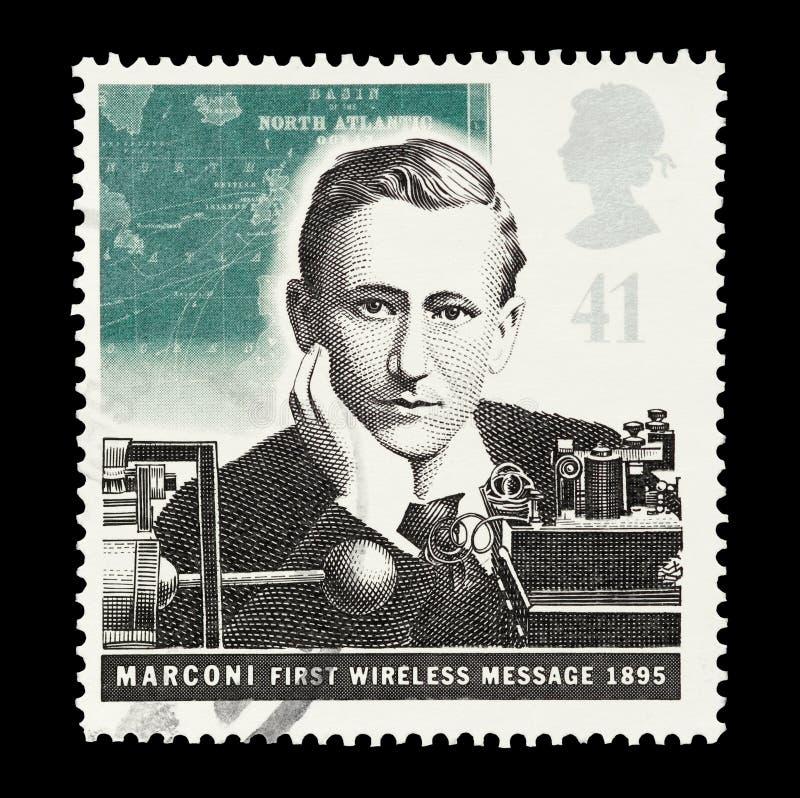 Marconi foto de archivo libre de regalías