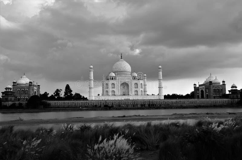 Marcos da Índia - Taj Mahal fotos de stock royalty free