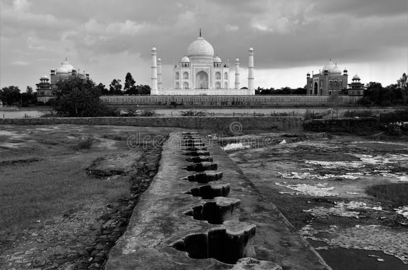 Marcos da Índia - Taj Mahal fotos de stock