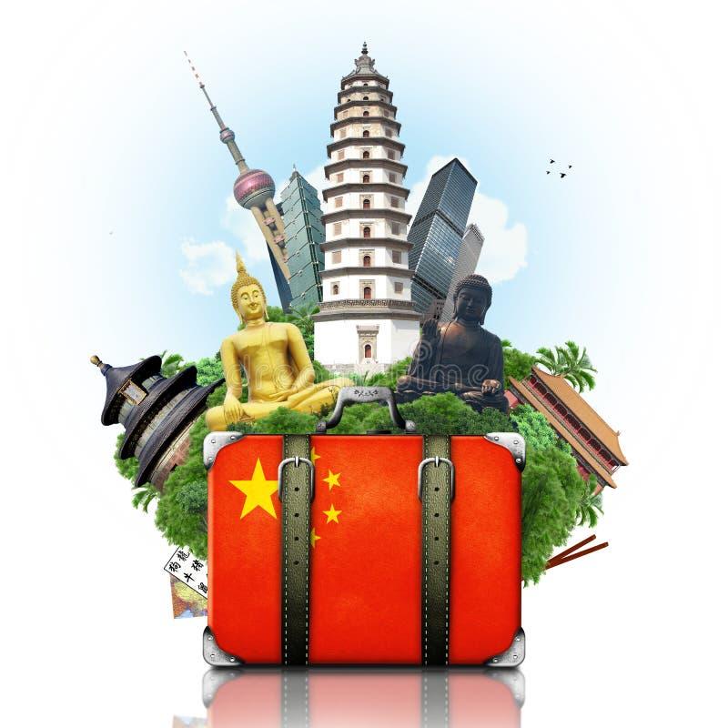 Marcos de China, China foto de stock royalty free