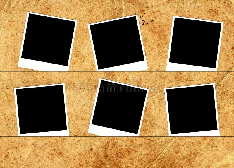Marcos de la foto foto de archivo libre de regalías