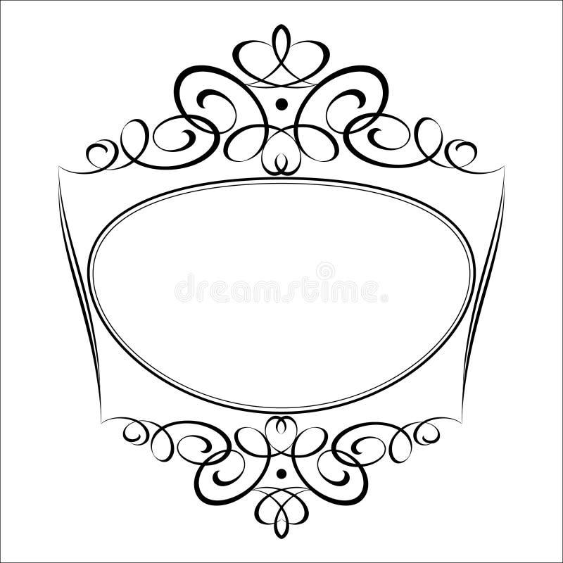 Marcos en blanco y negro para imprimir gratis frame it t - Marcos decorativos ...