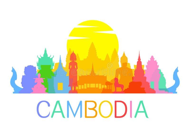 Marcos do curso de Camboja