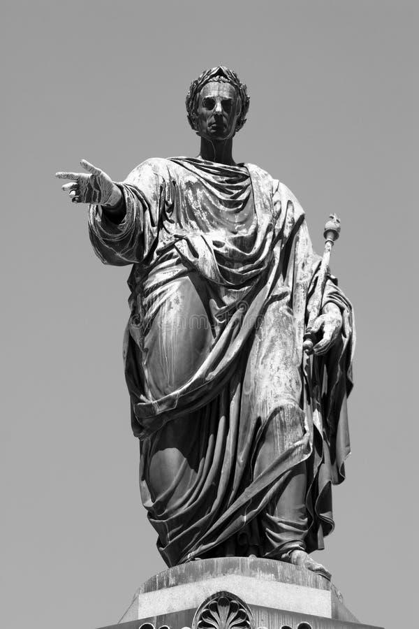 Marcus Aurelius Statue In Vienna Stock Photography