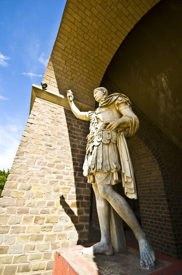 Download Marcus Ulpius Trajanus stock photo. Image of germany - 19976658