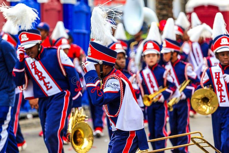 Mard Gras New Orleans photos libres de droits