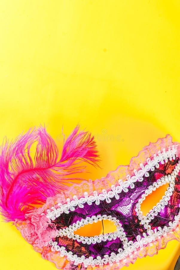 Mardi Gras-achtergrond stock fotografie