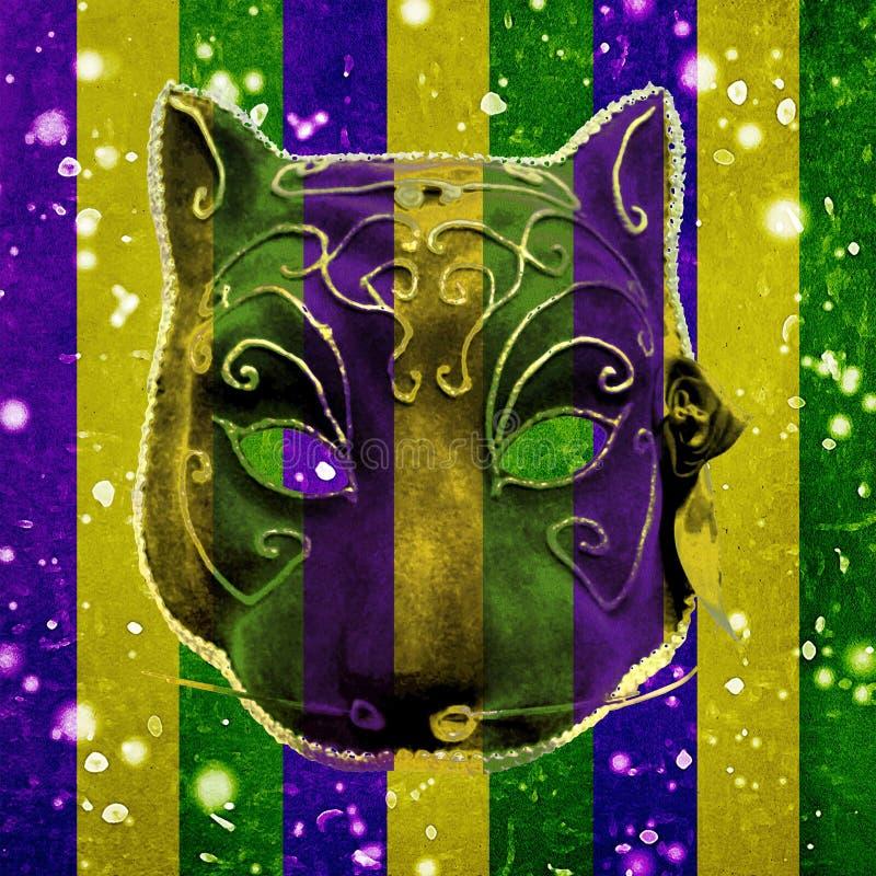 Download Mardi Gras Background Stock Illustration - Image: 83704059