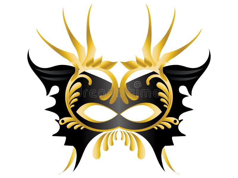 Mardi Gras, Masquerade Party Mask Royalty Free Stock Photography