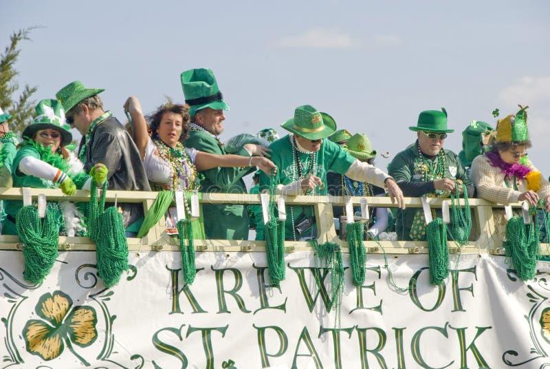 Mardi Gras Parade stock photo