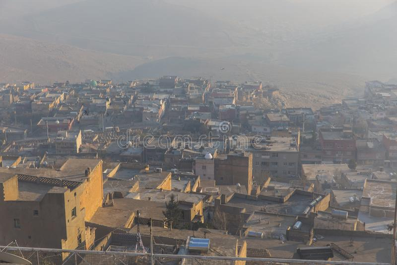 Mardin Турция стоковые фото