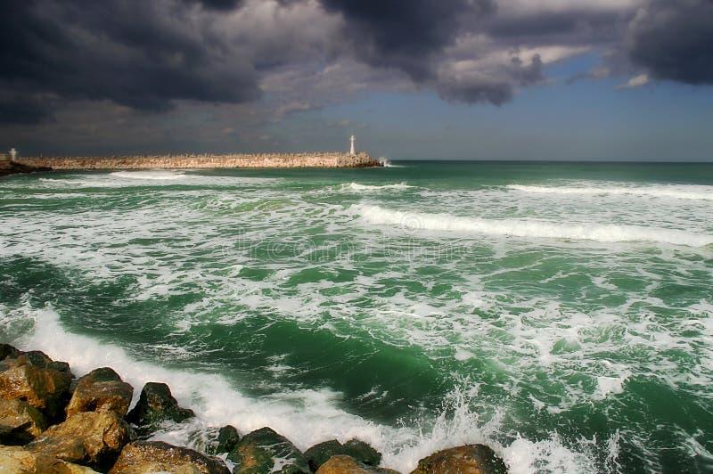 Mare #3. di inverno. immagini stock libere da diritti