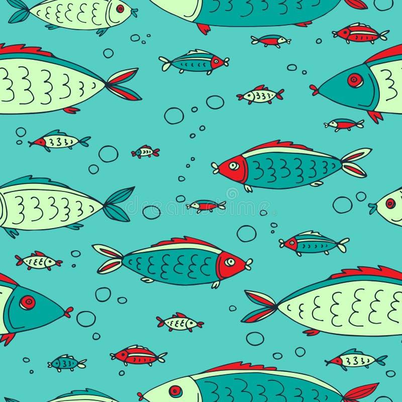 Mare animals-15 illustrazione di stock