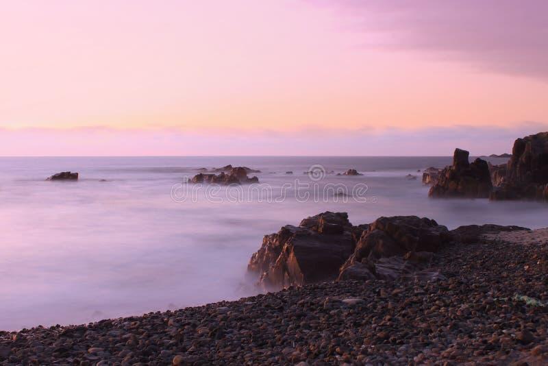 Mare del Cile immagine stock