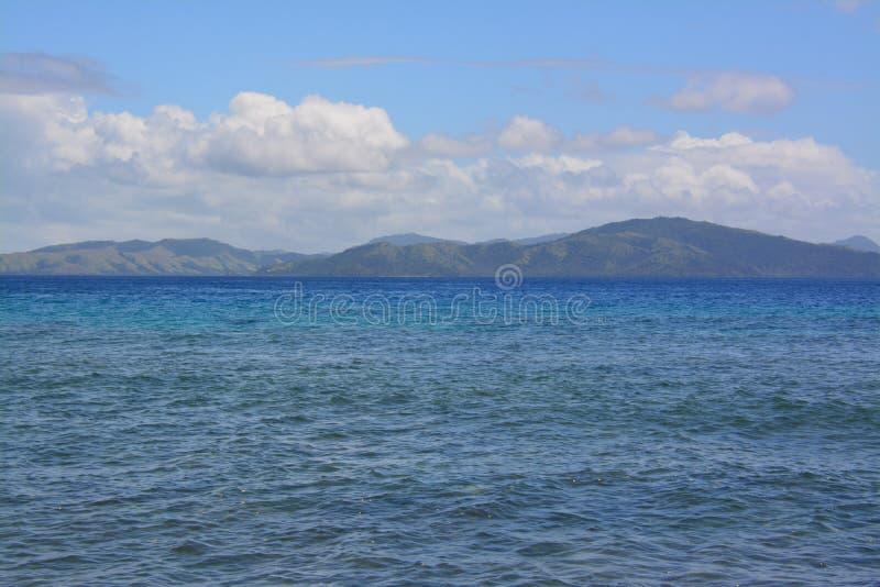 Mare del Fijian immagini stock libere da diritti