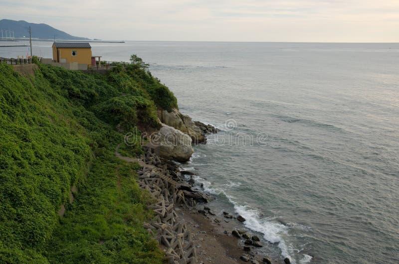 Mare del Giappone fotografia stock