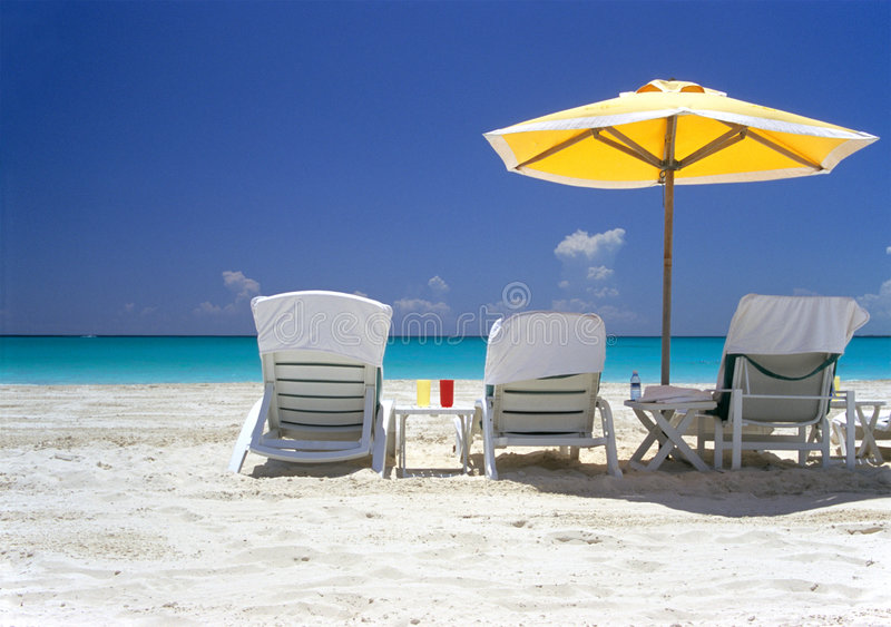 Mare della sabbia di Sun fotografia stock libera da diritti