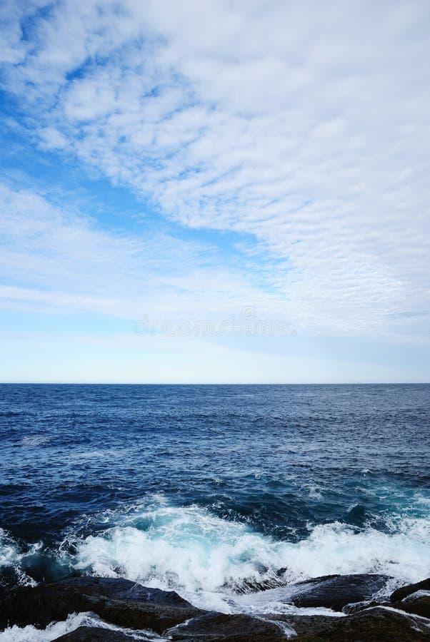 Mare di Barents fotografia stock