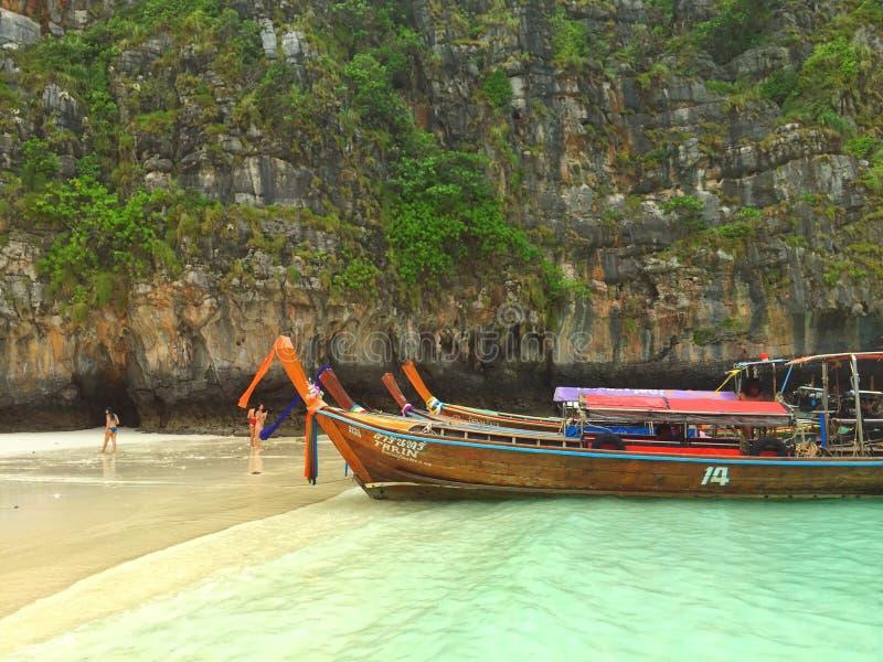 Mare di Krabi immagini stock
