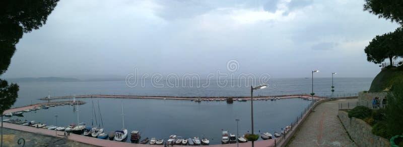 Mare di Marmara immagini stock