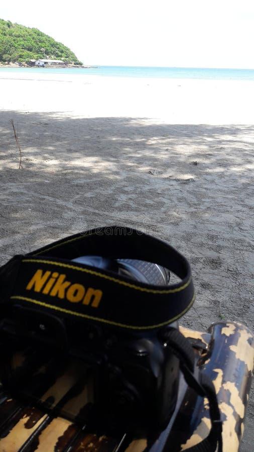 Mare di Nikon fotografia stock libera da diritti