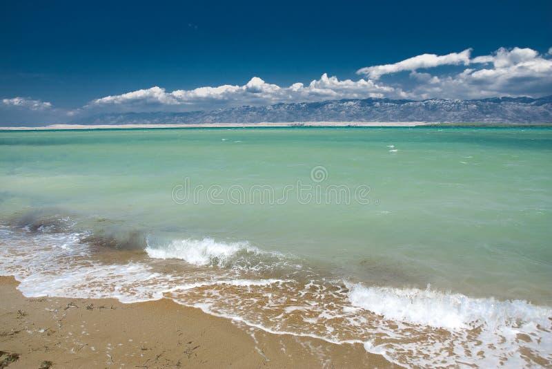 Mare di paradiso immagini stock libere da diritti