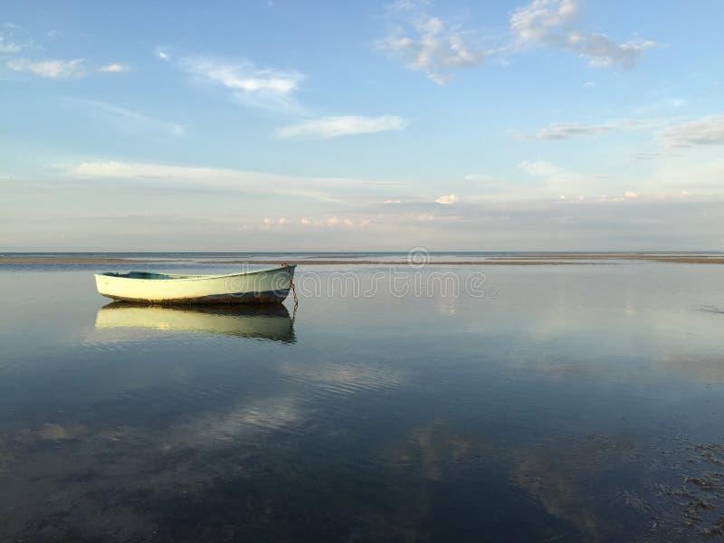 Mare di tranquillità fotografia stock libera da diritti