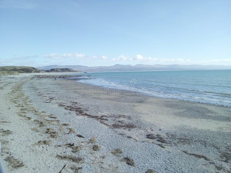 Mare irlandese immagini stock