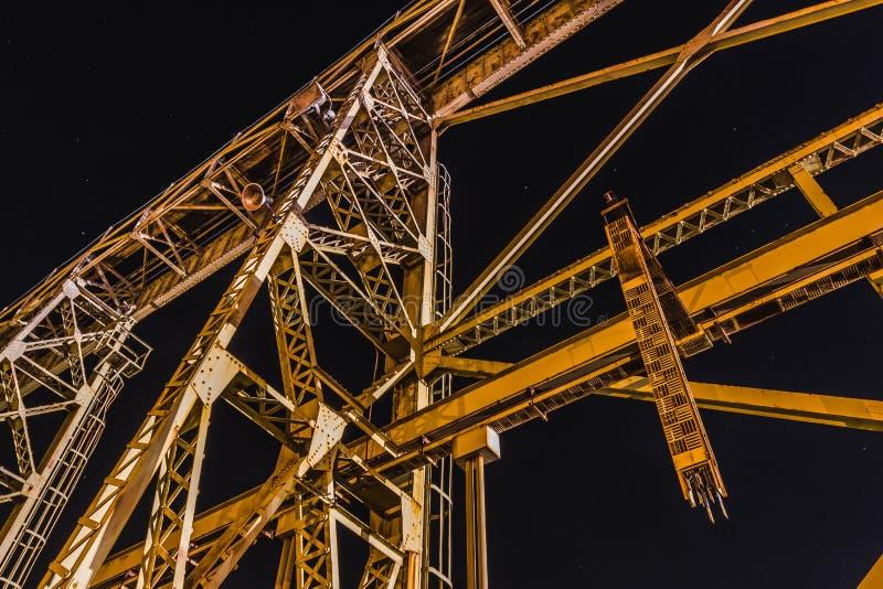 Mare Island Crane photos libres de droits