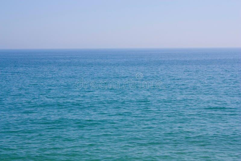Mare. Oceano. Acqua. fotografia stock libera da diritti